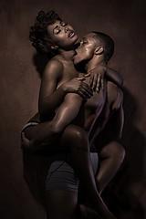 Black couple Having Sex