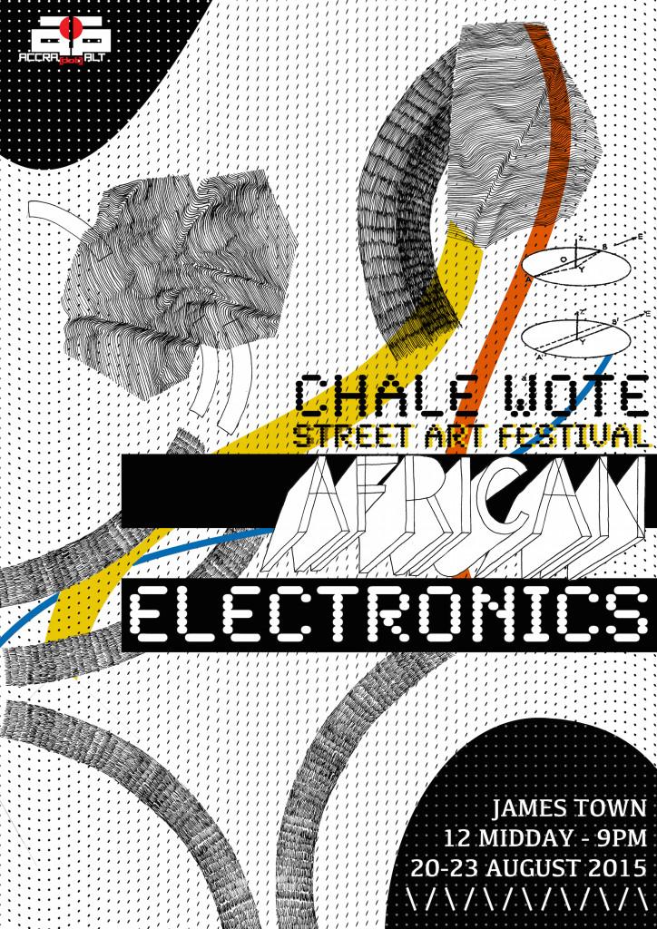 Chalewote 2015 poster