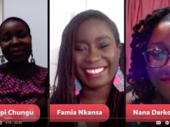 Image of Famia, Nana and Whoopi