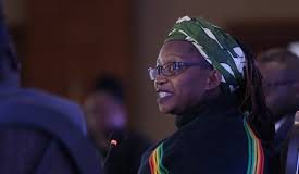 Image of Stella Nyanzi via global voices